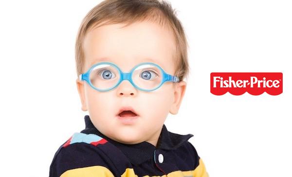 Детские очки Fisher-Price