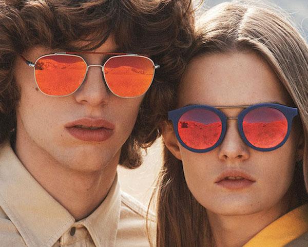 Calvin Klein очки солнечные