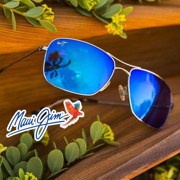 Солнцезащитные очки Maui Jim - максимальная защита от солнечных лучей