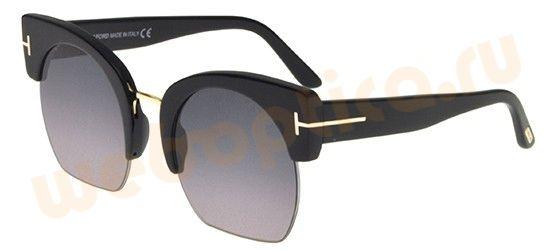 Солнцезащитные очки Tom Ford SAVANNAH_02 FT_0552_01B_U